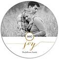 Glittering Joy Circle - Front