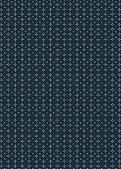 Handkerchief Navy - Back