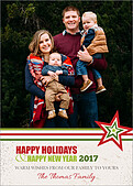 Holiday Star - Front