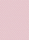 Swiss Dot Date Pink - Back