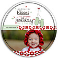 Kisses And Wishes Circle - Front