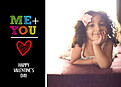 Me + You - Front