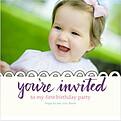 Invited Purple Square - Front