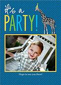 It's A Party - Front