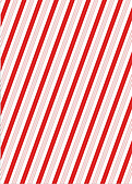 Peppermint Stripes - Back