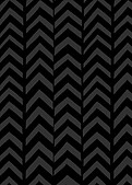 Vintage Arrows Charcoal - Back