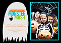 Monster Mash Blue - Front