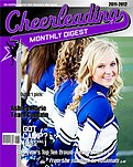 Cheerleading Purple - Front