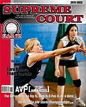 Volleyball Red - Front