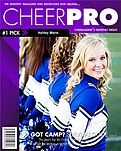 Cheer Purple - Front
