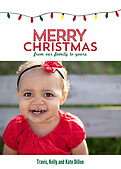 Delightful Christmas - Front