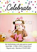 Celebrate Confetti - Front
