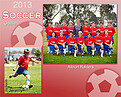 Soccer Red - Front