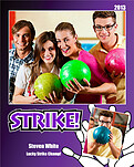 Bowling Purple - Front