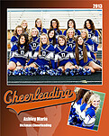 Cheerleading Orange - Front