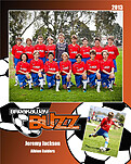 Soccer Orange - Front