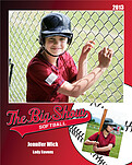 Softball Red - Front