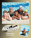Swimming Gold - Front