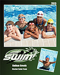 Swimming Green - Front