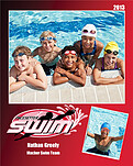 Swimming Red - Front