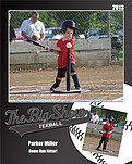 Teeball Black - Front