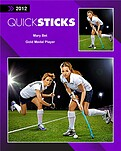 Field Hockey Purple - Front