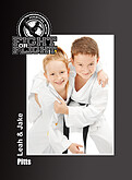 Martial Arts Black - Front
