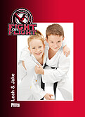 Martial Arts Red - Front