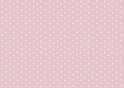 Swiss Dot RSVP Pink RSVP Flat Cards - Back