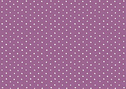 Swiss Dot RSVP Purple RSVP Flat Cards - Back