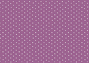 Swiss Dot Thanks Purple - Back
