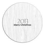 Cozy Christmas Circle - Back