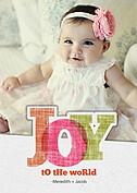 Natural Joy - Front