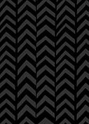 Vintage Arrows Charcoal Graduation Flat Cards - Back