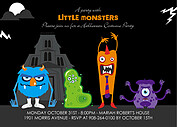 Little Monsters - Front