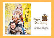 Thanksgiving Love Gold - Front