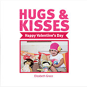 Hugs and Kisses Square - Front