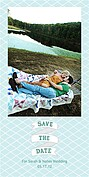 Artsy Save Date Save the Date Photo Cards - Vertical
