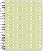 4-Honeycomb Day Planner - Back