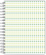 4-Mod Matrix Day Planner - Back