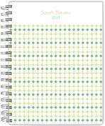 Mod Matrix Day Planner - Front