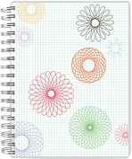 4-Radial Vision Day Planner - Back