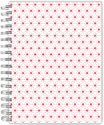 Starburst Day Planner - Back