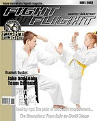 Martial Arts Gold - Front