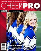 Cheer Red - Front
