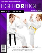 Martial Arts Purple - Front
