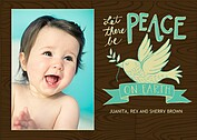 Peace & Dove - Front