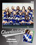 Cheerleading Gray - Front