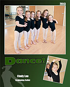 Dance Green - Front