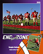 Football Purple - Front